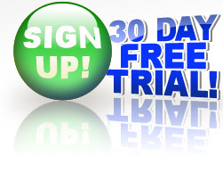 free 30 day trial positive email service